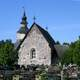 Kumlinge Church building in Finland