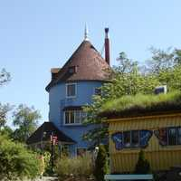Moomin World  Theme Park in Naantali, Finland
