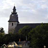 Naantali Church, one of the oldest monuments in Finland
