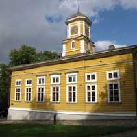 Town Hall of Lappeenranta in Finland