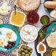 Moroccan Breakfast Dishes