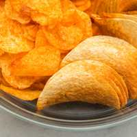 Different Types of Potato Chips