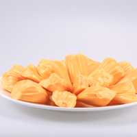 Jack Fruit on a plate