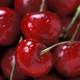 Lots of big Cherries