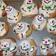 Snowman Holiday Cookies