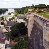 Amboise Fortifications and Gardens in France free image