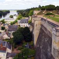 Amboise Fortifications and Gardens in France