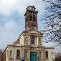 Deconsecrated Church Notre-Dame in Roubaix, France