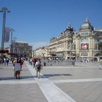 Place de la Comédie in Montpellier, France