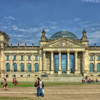 German Government, Reichstag Building