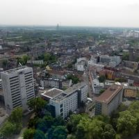 Full Cityscape of Cologne