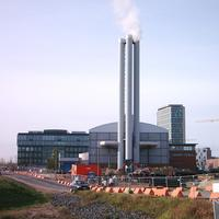 Fuel Cell Power Plant in Hamburg, Germany