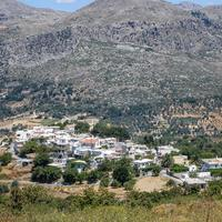 Crete, view of Aktounta