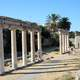Ruins of the Ancient Gymnasion in Kos, Greece