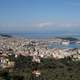 View of Mytilene, Greece