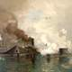 ironclads-clashing-in-the-battle-of-hampton-roads-american-civil-war