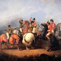 American Victory at the Battle of Cowpens in the American Revolution