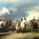 Cornwallis Surrenders at Yorktown, American Revolution