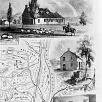John Neilson's house  and Plans for the Battle of Saratoga