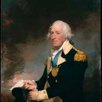 Portrait of General Horatio Gates during the American Revolution