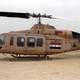 Iraqi Air Force Bell 214ST transport helicopter in the Gulf War