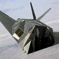 The USAF F-117 Nighthawk in Gulf War