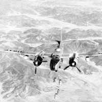 USAF Douglas B-26B Invader of the 452nd Bombardment Wing during Korean War