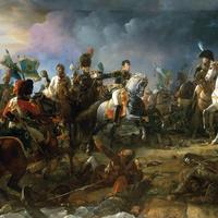 Battle of Austerlitz during the Napoleonic Wars