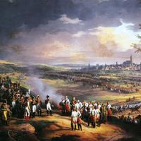 Surrender of the town of Ulm, 20 October 1805 in the Napoleonic Wars