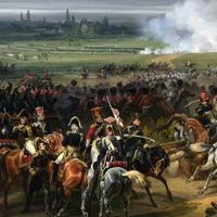 The Battle of Hanau during the Napoleonic Wars