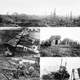 Collage Montage of World War I