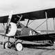 World War I Sopwith Camel fighter plane