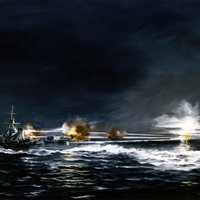 Battle of Savo Island, 9 August 1942