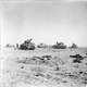Tanks of 8th Armoured Brigade during the Second Battle of El Alamein, World War II