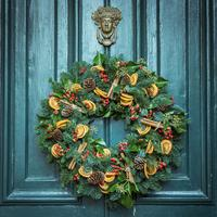 Christmas Wreath door decoration