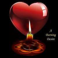 Valentine's Day Burning Desire Graphic