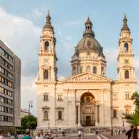 Budapest church in Hungary Architecture