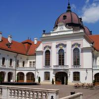 Royal Castle in Godollo, Hungary