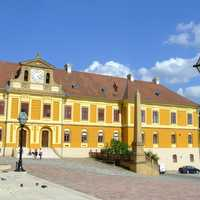 Archives of Pécs, Hungary