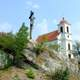 Havhegy Chapel in Pecs, Hungary