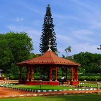 Gazebo in Canopy Garden in Bangalore, India