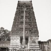 Someshwara Temple in Bangalore, India
