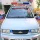 Traffic Speed Cop Car in Bangalore, India