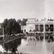 Panoramic view of the Chaumhalla Palace at Hyderabad, India
