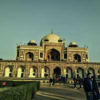 Heritage tomb india in Delhi