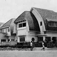 House in Surabaya, Indonesia