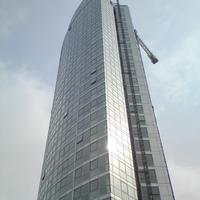 Obel Tower, the tallest in Belfast
