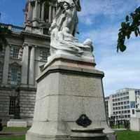 Titanic Memorial in Belfast