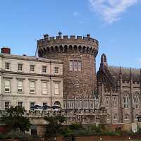 Dublin Castle in Ireland