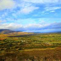 Beautiful landscape of Anascaul, Ireland